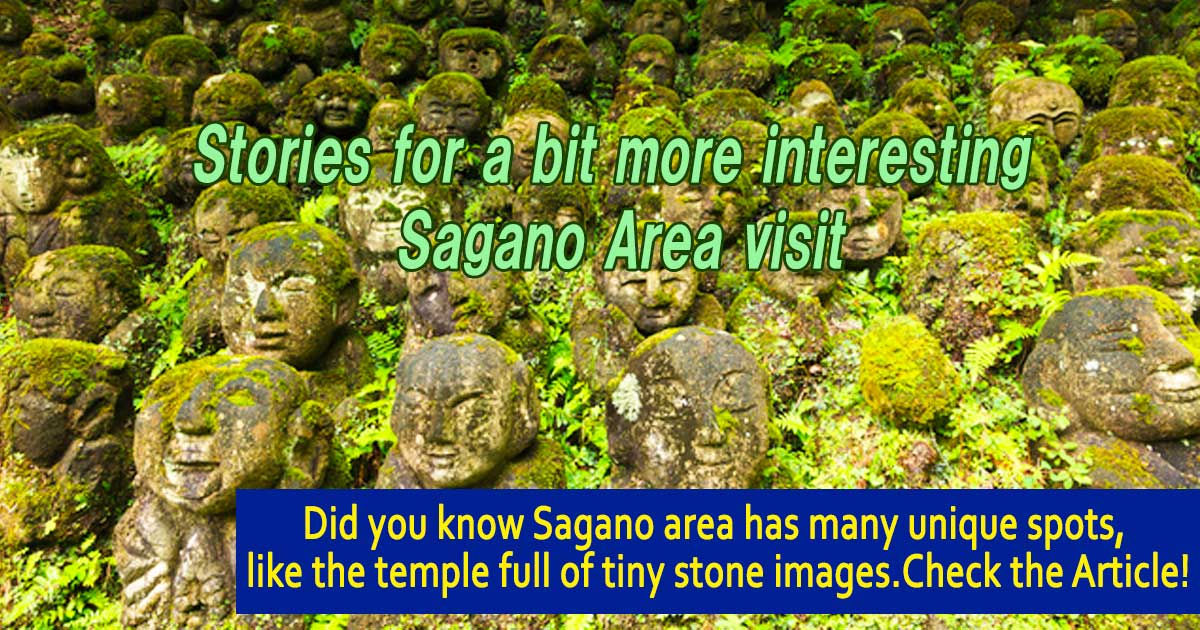 Sagano area / Relax at the Small emerald gem & Oasis